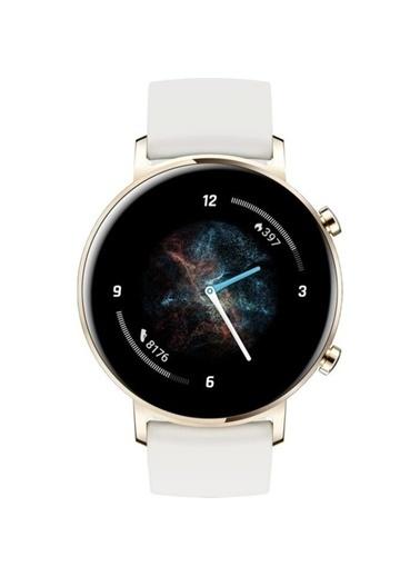 Huawei Huawei Watch GT2 42mm Classic Akıllı Saat - Beyaz Beyaz